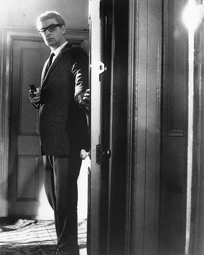 This is an image of 192596 Michael Caine Photograph & Poster