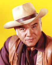 This is an image of 282160 Lorne Greene Photograph & Poster