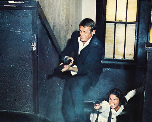 This is an image of 282193 The Getaway Photograph & Poster