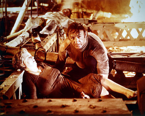 This is an image of 282257 The Poseidon Adventure Photograph & Poster