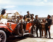 This is an image of 282279 The Wild Bunch Photograph & Poster