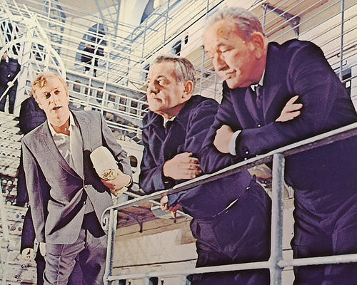 This is an image of 282436 The Italian Job Photograph & Poster