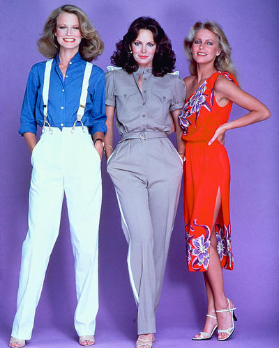 This is an image of 282459 Charlie's Angels Photograph & Poster