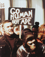 This is an image of 282499 Conquest of the Planet of the Apes Photograph & Poster