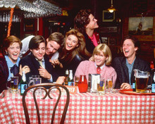 This is an image of 282621 St. Elmo'S Fire Photograph & Poster