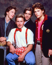 This is an image of 282623 St. Elmo'S Fire Photograph & Poster