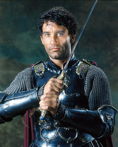 This is an image of 282628 Clive Owen Photograph & Poster