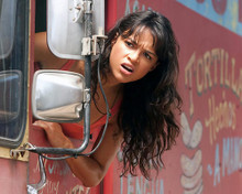 This is an image of 282682 Michelle Rodriguez Photograph & Poster