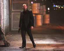 This is an image of 282649 Jason Statham Photograph & Poster
