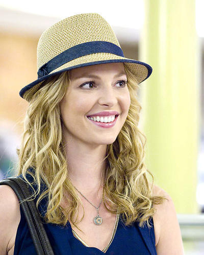 This is an image of 282665 Katherine Heigl Photograph & Poster