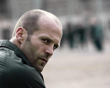 This is an image of 282673 Jason Statham Photograph & Poster