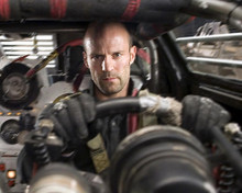 This is an image of 282674 Jason Statham Photograph & Poster