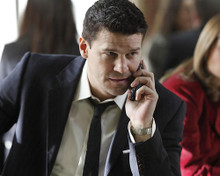 This is an image of 282698 David Boreanaz Photograph & Poster