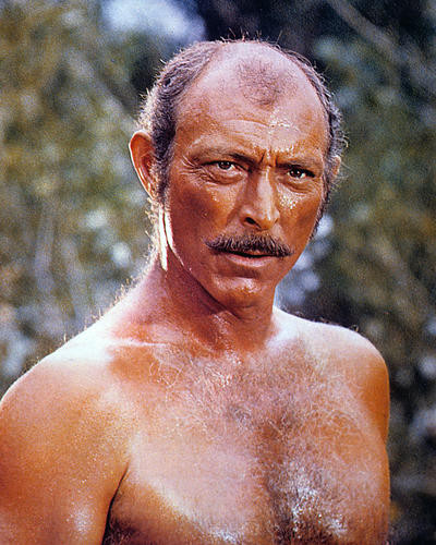 This is an image of 282735 Lee Van Cleef Photograph & Poster