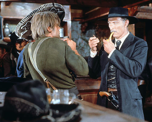 This is an image of 282738 Lee Van Cleef Photograph & Poster