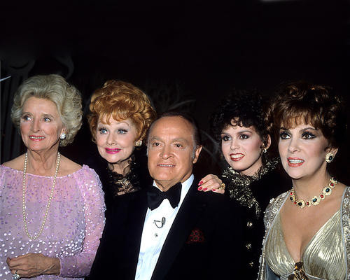 This is an image of 282774 Bob Hope Photograph & Poster
