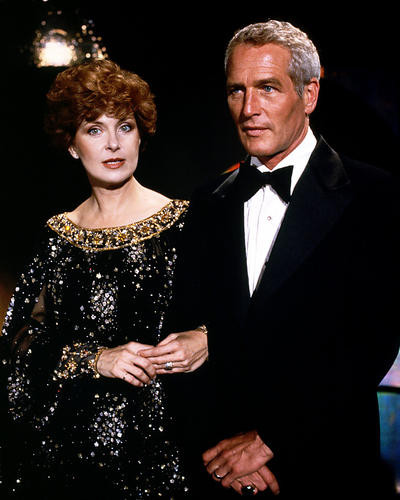 This is an image of 282859 Paul Newman and Joannne Woodward Photograph & Poster