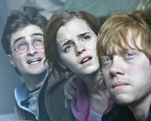 This is an image of 283019 Harry Potter and the Deathly Hallows Photograph & Poster
