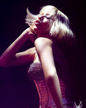 This is an image of 283020 Christina Aguilera Photograph & Poster