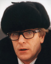 This is an image of 283074 Michael Caine Photograph & Poster