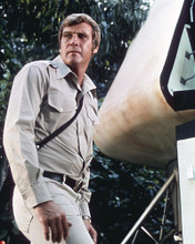 This is an image of 283078 Lee Majors Photograph & Poster