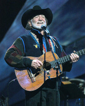This is an image of 283084 Willie Nelson Photograph & Poster