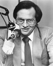 This is an image of 192724 Larry King Photograph & Poster