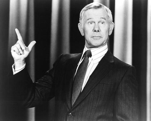 This is an image of 192734 Johnny Carson Photograph & Poster