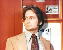 This is an image of 282974 Michael Douglas Photograph & Poster