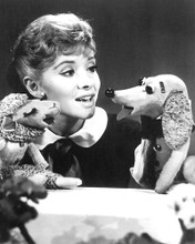 This is an image of 192779 Shari Lewis Photograph & Poster