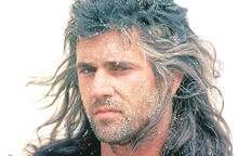 This is an image of 283103 Mel Gibson Photograph & Poster