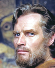 This is an image of 283114 Charlton Heston Photograph & Poster