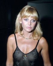 This is an image of 283121 Britt Ekland Photograph & Poster