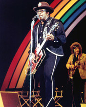 This is an image of 283811 Bo Diddley Photograph & Poster