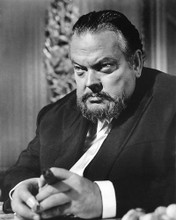 This is an image of 193536 Orson Welles Photograph & Poster