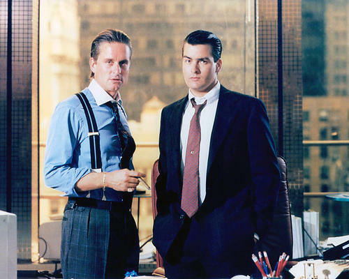 This is an image of 283214 Wall Street Photograph & Poster