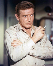 This is an image of 283216 Richard Basehart Photograph & Poster