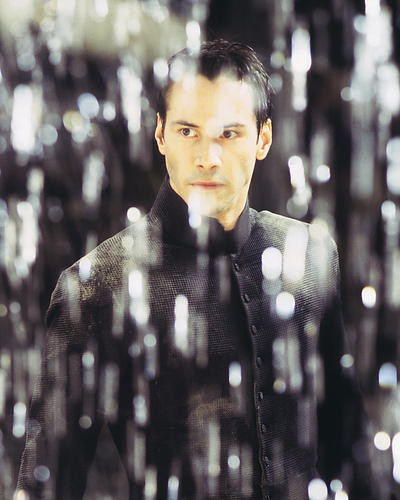 This is an image of 283493 Keanu Reeves Photograph & Poster