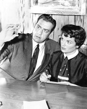This is an image of 192955 Perry Mason Photograph & Poster