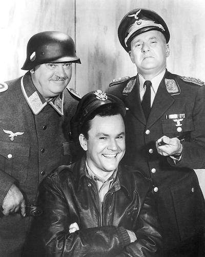 This is an image of 192966 Hogan's Heroes Photograph & Poster