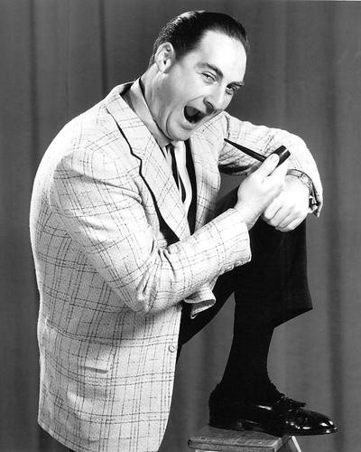 This is an image of 193104 Sid Caesar Photograph & Poster