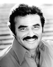 This is an image of 193241 Burt Reynolds Photograph & Poster