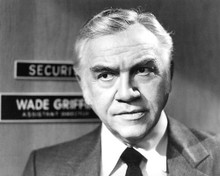 This is an image of 193295 Lorne Greene Photograph & Poster
