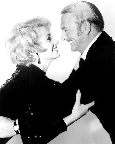 This is an image of 193326 Shirley Jones and Jack Cassidy Photograph & Poster