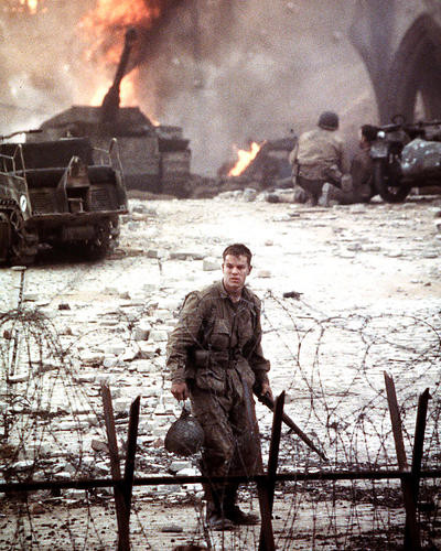 This is an image of 283475 Saving Private Ryan Photograph & Poster
