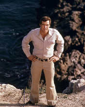 This is an image of 283482 Lee Majors Photograph & Poster