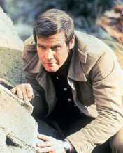 This is an image of 283484 Lee Majors Photograph & Poster