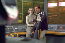 This is an image of 283394 Space 1999 Photograph & Poster