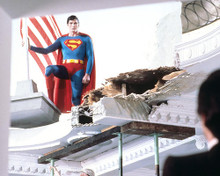 This is an image of 283168 Superman Photograph & Poster