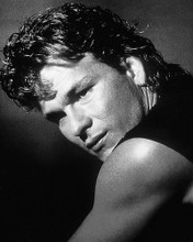 This is an image of 193399 Patrick Swayze Photograph & Poster